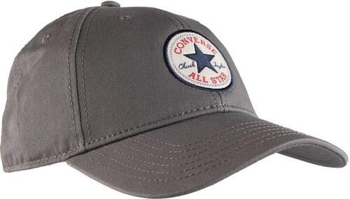 Kšiltovka Converse Core baseball CAP šedá - Glami.cz a001c9b5fc