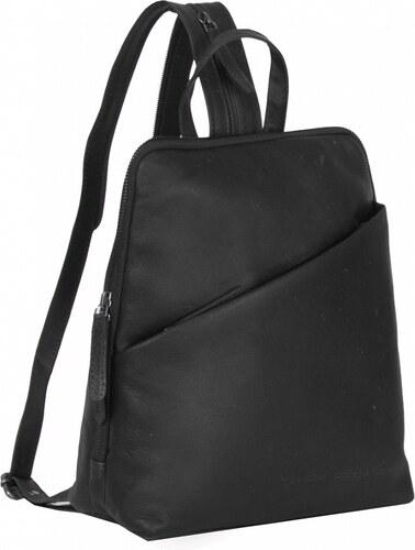 The Chesterfield Brand Dámský kožený batoh do města Maria C58.013500 černý b373877394