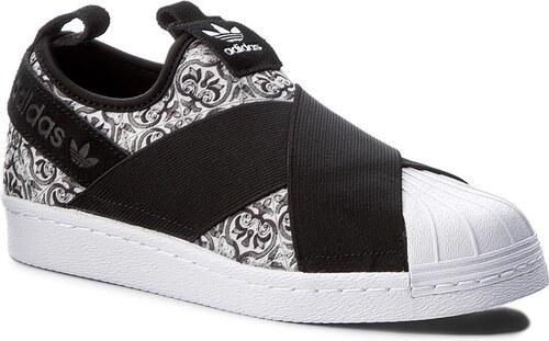 Cipők adidas - Superstar Slip On W BY9141 Cblack Cblack Ftwwht ... 7eb3cff986