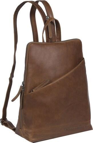 The Chesterfield Brand Dámský kožený batoh do města Amanda C58.014731 koňak 410932cf84