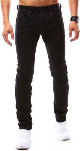 02650aabb049 Dstreet Nohavice džínsové pánske čierne - Glami.sk