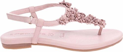 6152446ac3 Tamaris dámské sandály 1-28121-28 růžové - Glami.sk