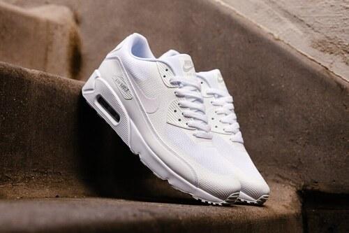 Dámske tenisky Nike Air Max 90 ULTRA 2.0 (GS) White Pure Platinum ... 9b3bd5bd783