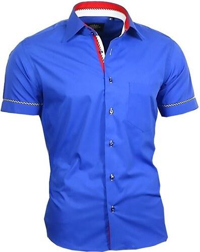 b0cc1bdfbb9e BINDER DE LUXE košeľa pánska luxusné 84003 - Glami.sk