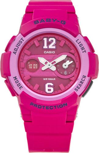 Dámske hodinky Casio BGA-210-4B2 - Glami.sk 7fb6987f40