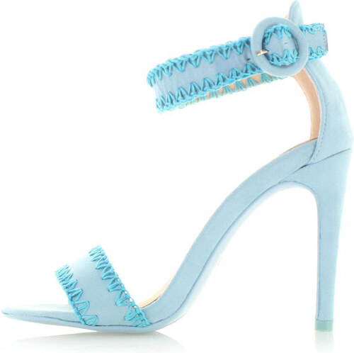 d6c692adcb0e Vices Modré sandále Natalie - Glami.sk