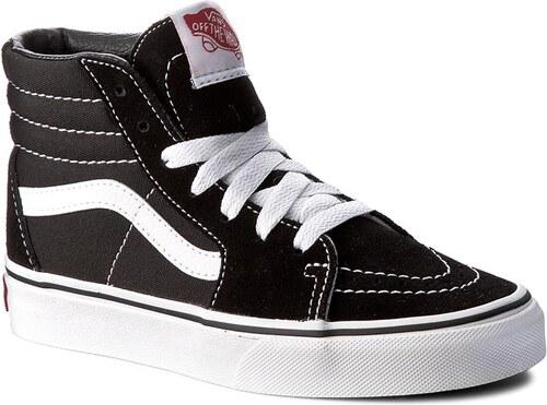 Sportcipő VANS - Sk8-Hi Vn000D5F6BT Black True White - Glami.hu 2738e37066