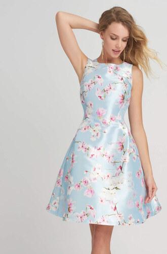 fc85e12e6c11 Orsay Krátké vzorované šaty s širokou sukní - Glami.cz