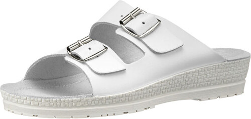 Nazouvací obuv Rohde bílá - Glami.cz d186f7de89