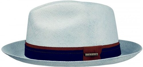 d3b21076d2d Stetson Fedora Panama - originální panama klobouk