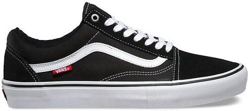 Dámské boty Vans OLD skool PRO black white 41 - Glami.cz 9ab0fec1b5
