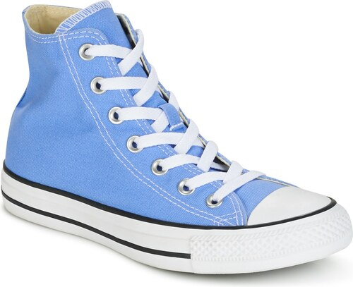 5b8d65a76 Converse Členkové tenisky CHUCK TAYLOR ALL STAR SEASONAL COLOR HI PIONEER  BLUE Converse