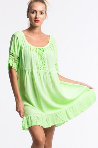 SHOPHYL Dámské šaty Soft Silk Sun Up 0014a925c4