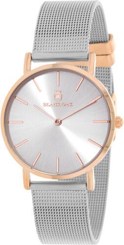 2355a1ccccf Stříbrnorůžové dámské hodinky Black Oak Dame - Glami.cz