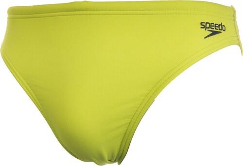 08ca796e4 Speedo Essential 5cm brief yellow - Glami.cz