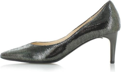 Tmavě stříbrné lodičky Högl 106701 - Glami.cz d3c322028e