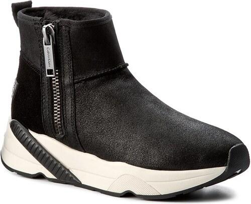 Magasított cipő CALVIN KLEIN JEANS - Peggy R0630 Anthracite - Glami.hu dff2659d62
