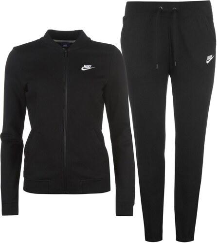 Sportovní souprava Nike Fleece dám. černá - Glami.cz e274b55541