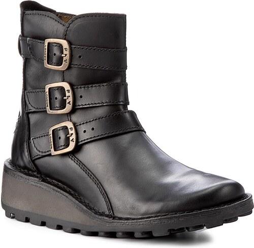2e88903ae78 Členková obuv FLY LONDON - Myso P210847000 Black - Glami.sk