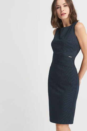 4441cd655aa9 Orsay Puzdrové šaty bez rukávov - Glami.sk