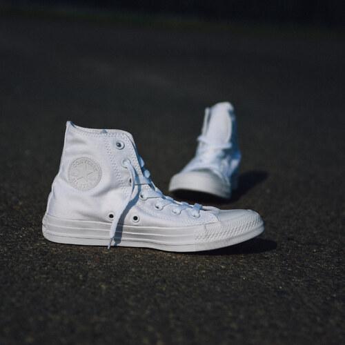 Unisex Tenisky Converse Chuck Taylor All Star Core Hi White - Glami.sk 0fcb57038af