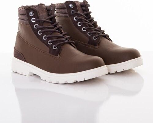 Zimná obuv URBAN CLASSICS WINTER BOOTS BROWN DARK - Glami.sk 3c1628d01b2