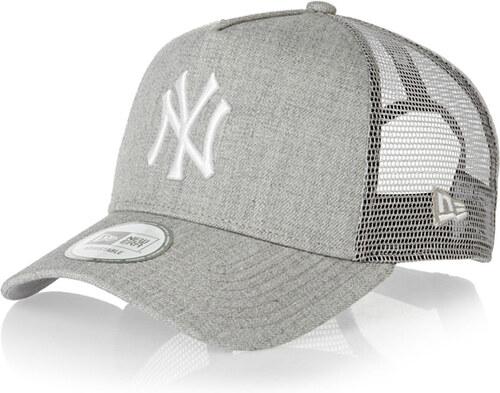 Sapka New Era 9Forty MLB Heather Truck NY Yankees Heather Grey - Méret UNI 66199dce90