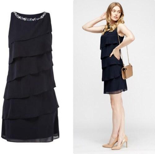 6c9285be24b3 Mariposa Dámské společenské šaty ve stylu Charleston - Glami.cz