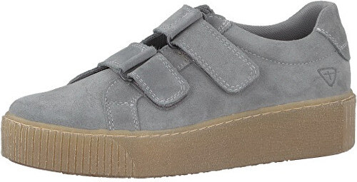 954f0645f5608 Tamaris Elegantná dámska obuv 1-1-24661-39-200 Grey - Glami.sk