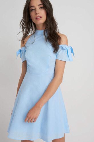 e8b137260fb Orsay Elegantní šaty s prostřihnutými rameny - Glami.cz
