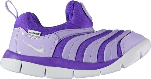 Nike Dynamo Free Trainers Infant Girls Grape White - Glami.sk 4c9e8ad526b
