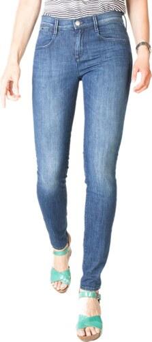 1bad9fc13530 Dámske džínsy GAS SOPHIE strečové skinny fit - svetlo modré - Glami.sk