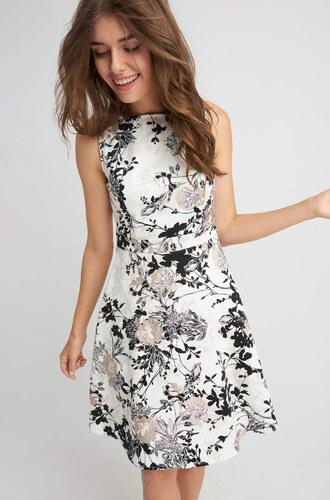 8ad721aae559 Orsay Kvetinové šaty bez rukávov - Glami.sk