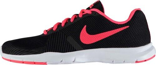 boty Nike Flex Bijoux Training Shoes dámské Black Red - Glami.cz cb226682531