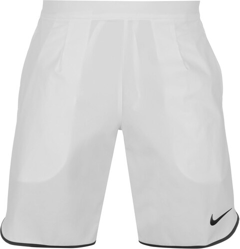 Nike Flex 9 Inch Shorts Mens White - Glami.cz 934a33bfd3