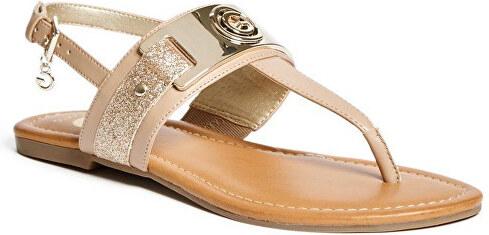 6b7274ef2ea2 Guess Dámské elegantní sandále G by GUESS Women`s Lynda T-Strap Sandals