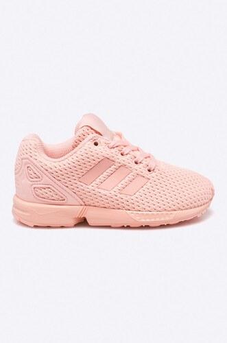 adidas Originals - Detské topánky ZX Flux C - Glami.sk b7349e091ef