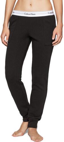 07a5f2b953 Calvin Klein női fekete melegítô nadrág Pant jogger - Glami.hu