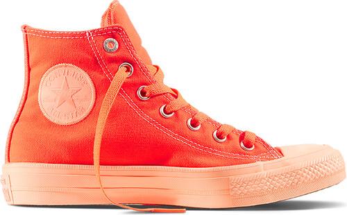 Converse narancssárga tornacipő CTAS II Hi Hyper Orange Sunset Glow ... 9010e6b6bb
