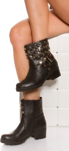 7389694a7ca0 In-Style Dámske topánky s nízkym opätkom - Glami.sk