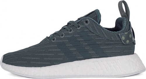 Sneakers - tenisky Adidas Originals NMD R2 Utility Ivy   Footwear White    Trace Green 05dd76b580
