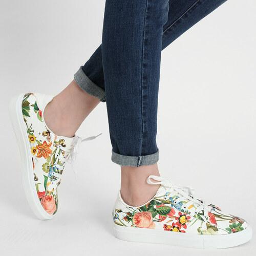3jqc54alsr Sneaker Mit Lesara Schmetterlingsprint 36 Blumenamp; cqL3AR54jS