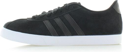 adidas CORE Dámské černé tenisky ADIDAS Courtset - Glami.cz c0f43b0d3f