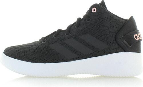 adidas CORE Dámske čierne členkové tenisky ADIDAS Cloudfoam Refresh ... 8cca85e397