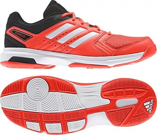 Sálové boty adidas Performance ESSENCE (Oranžová   Bílá   Černá ... 6848b170aa
