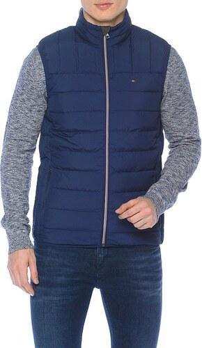 Tommy Hilfiger pánská péřová modrá vesta Basic - Glami.sk 1fc60f1268f