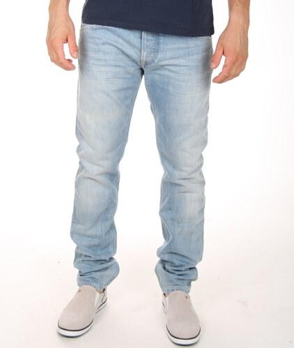 c9bdc90b50b Pepe Jeans pánské světlé džíny Colville - Glami.cz