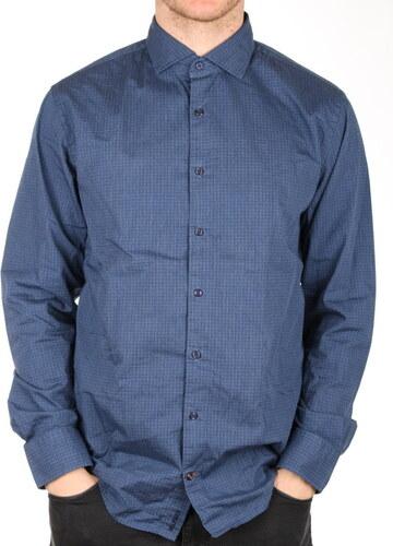 cc117924e12 Tommy Hilfiger pánská modrá košile Harry - Glami.cz