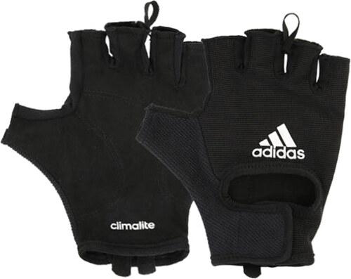adidas PERFORMANCE Fekete edző kesztyű ADIDAS Climalite Versatile Gloves a1a00509fa