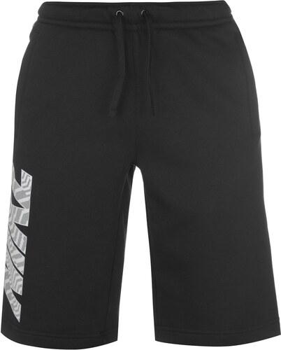 Nike GX Fleece Shorts Mens Black - Glami.sk 135afb9c55